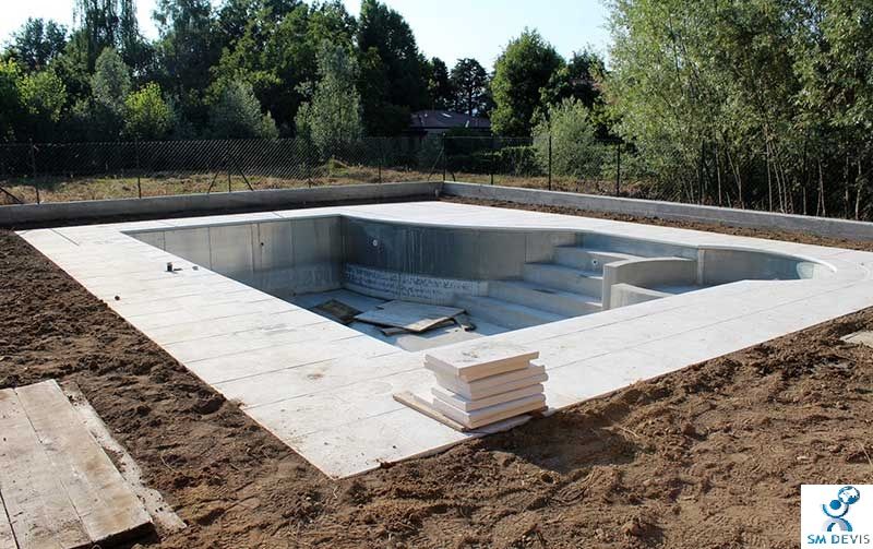 devis piscines enterre