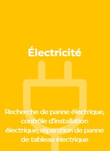 sm devis electricité