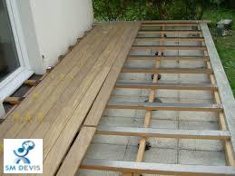 SM DEVIS Pose d'une terrasse en bois 2