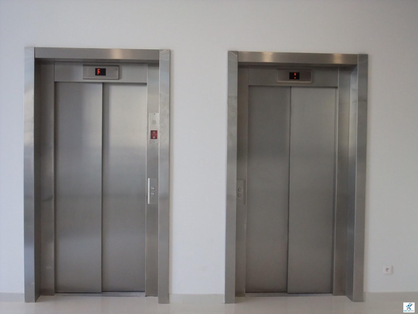 sm devis Ascenseur