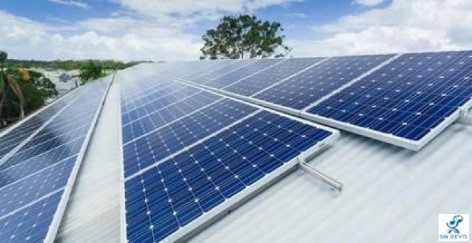 panneaux solaires photovoltaiques devis travaux et batiment. Black Bedroom Furniture Sets. Home Design Ideas