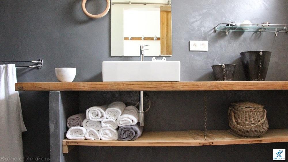 sm devis Plan de travail (cuisine et salle de bains)