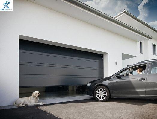 sm devis Porte de garage automatique