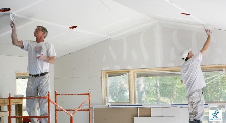 devis pl tre plafond entreprise de pl tre tunisie cloison en placoplatre tunisie installateur. Black Bedroom Furniture Sets. Home Design Ideas