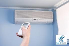 Société de climatisation en Tunisie sm devis