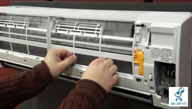 Entreprise montage et démontage climatiseur LG DAIKIN HITACHI en Tunisie