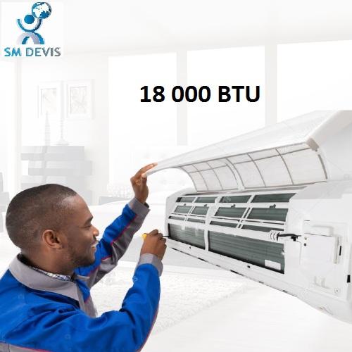 Besoin climatiseur 18000 BTU Tunisie sm devis
