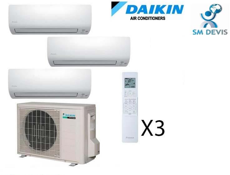 Entreprise climatiseur Daikin en Tunisie