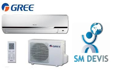 Entreprise Climatiseur GREE en Tunisie SM Devis