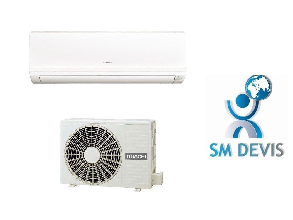 Entreprise climatiseur HITACHI en Tunisie SM Devis