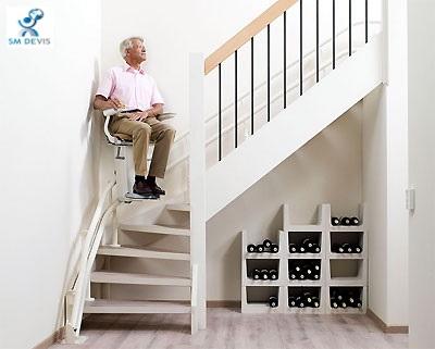 sm devis Monte escalier 1