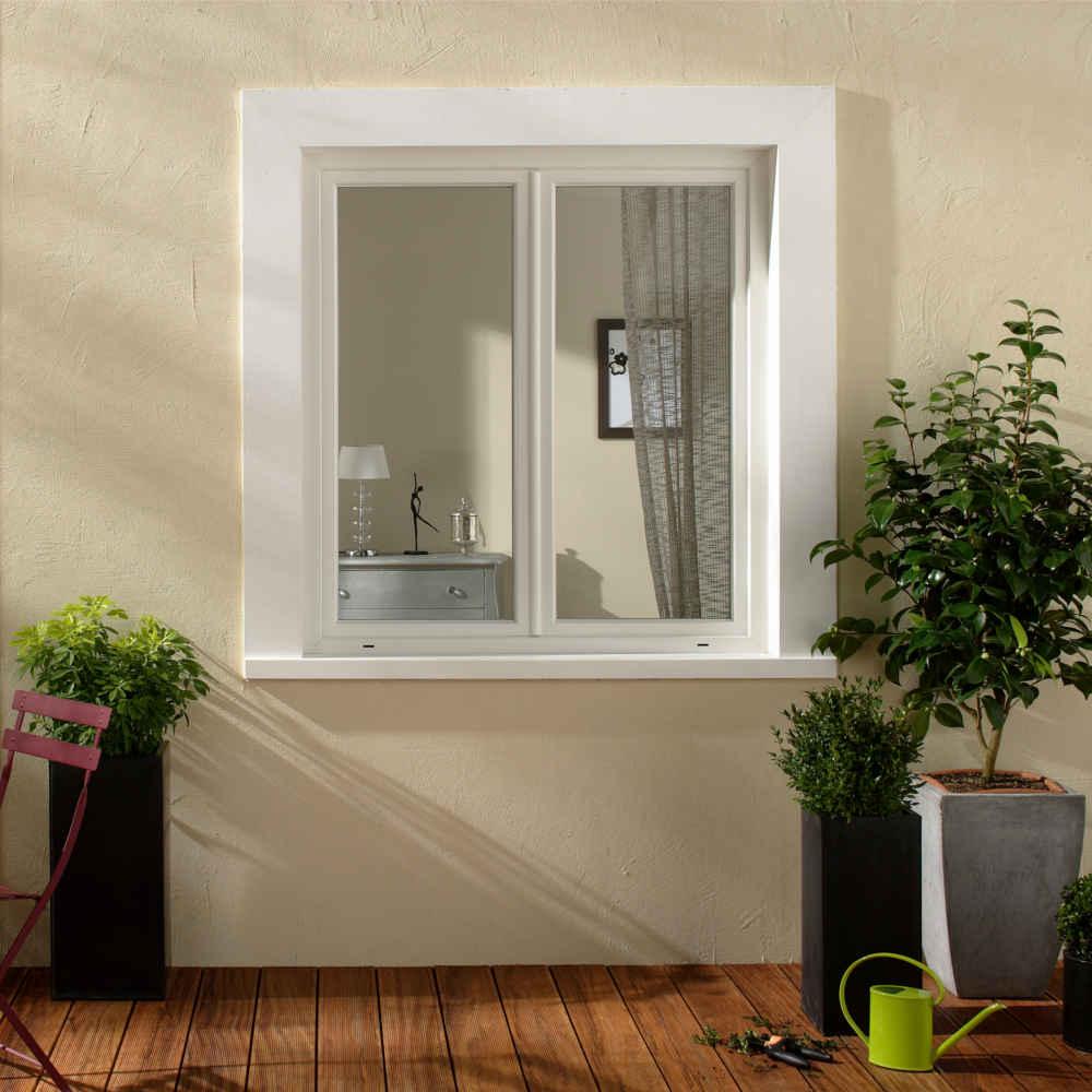 Encadrement De Fenetre Facade fourniture et pose de fenêtre en pvc - trouvez - comparez