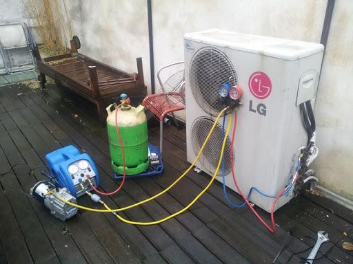 Entreprise recharge Gaz R22 climatiseur Tunisie