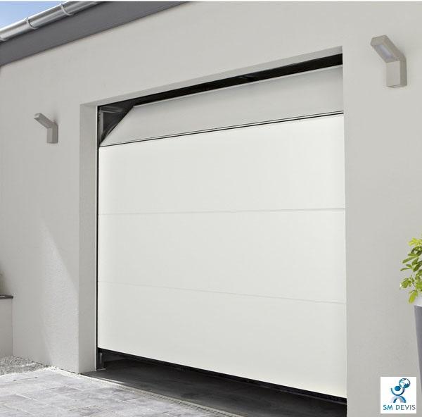 Prix d'une porte de garage en Tunisie SM Devis
