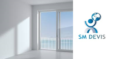 Prix d'une porte fenêtre en PVC Tunisie sm devis