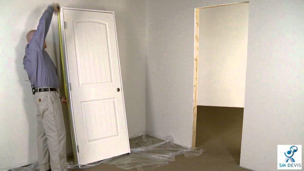 Coût d'une porte intérieure en Tunisie sm devis