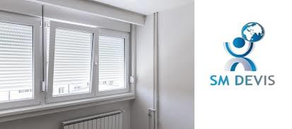 Coût d'une fenêtre en PVC en Tunisie sm devis