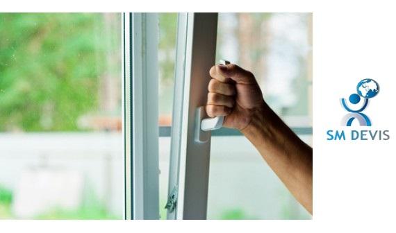 Coût d'une porte fenêtre en Tunisie sm devis